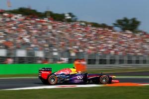 Italian Grand Prix - Friday