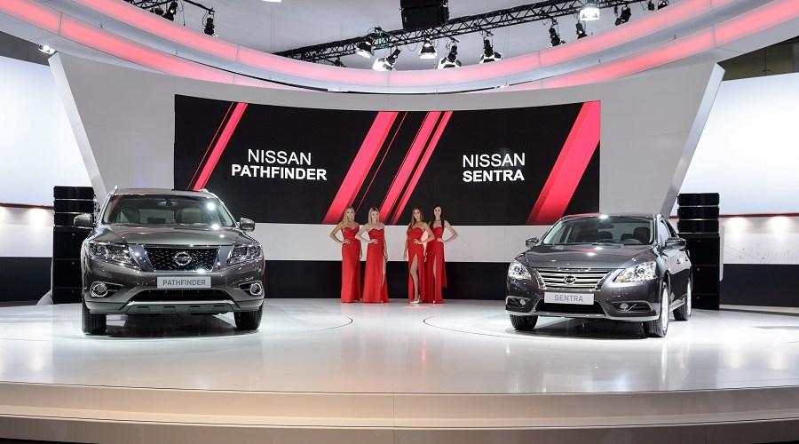 Nissan presente en el Auto Show de Moscú