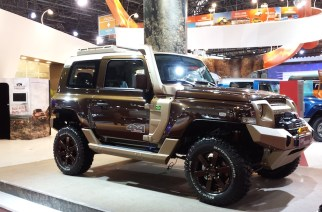 Troller, una marca importante y local 4X4