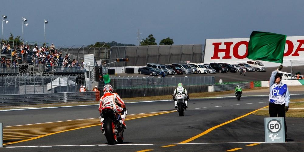La Moto GP inicia su gira asiática con el Gran Premio de Japón