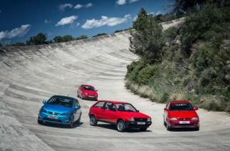SEAT Ibiza 30 años: Conoce la historia