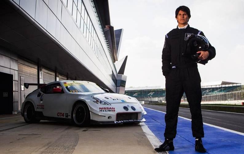 Ricardo Sánchez, campeón mexicano de GT Academy Internacional, avanza en preparativos para las 24hrs de Dubái
