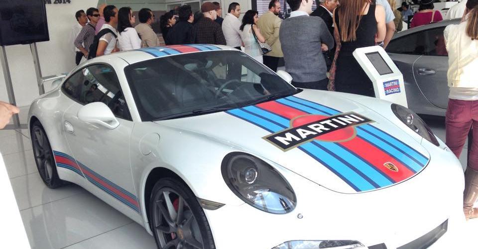 Porsche muestra el 919 en la Gala Internacional del Automóvil