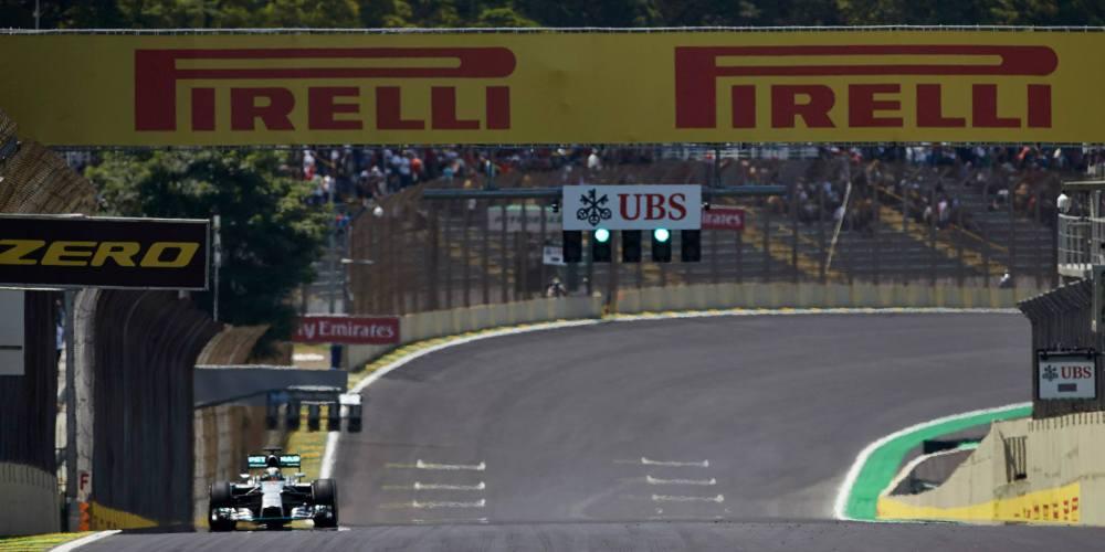 El Circuito de Interlagos recibirá la penúltima fecha de la Fórmula 1