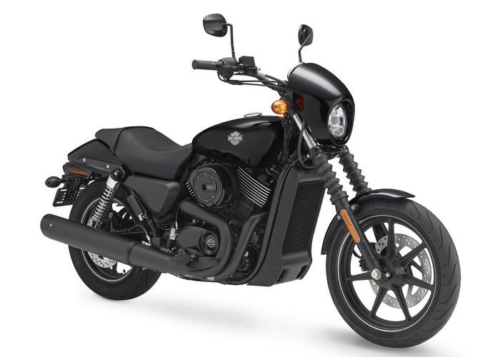 Llega  a México la H-D Street™ 750 de Harley-Davidson
