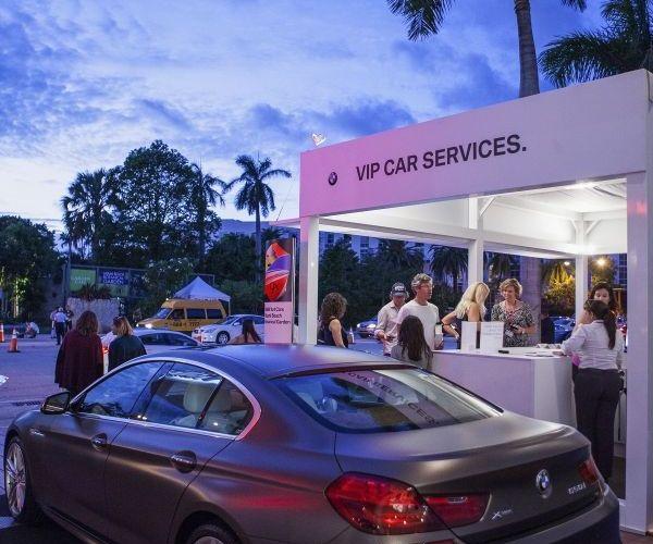 BMW es patrocinador oficial de Art Basel 2014 en Miami Beach