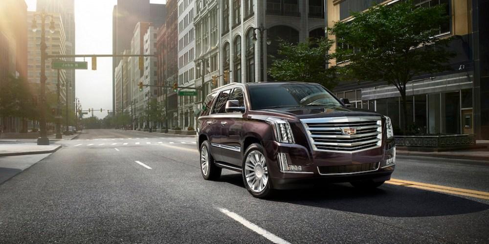 Cadillac confirma la llegada a México de la nueva Escalade Platinum 2015
