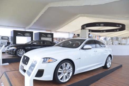 Jaguar/Land Rover Presente en la GIA