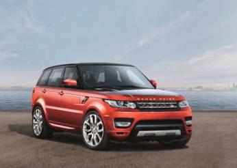 Land Rover Recibe los más altos honores en Valor Residual