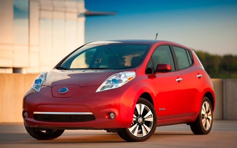 Nissan LEAF el vehículo eléctrico más vendido en EE.UU.
