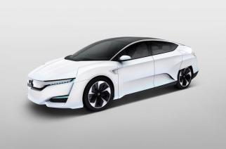 Detroit 2015: Honda FCV Concept listo para el debut en América del Norte