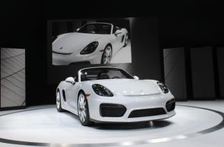 El Auto Show de NY hace historia