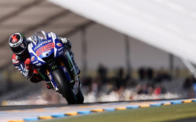 Victoria de Lorenzo en Le Mans