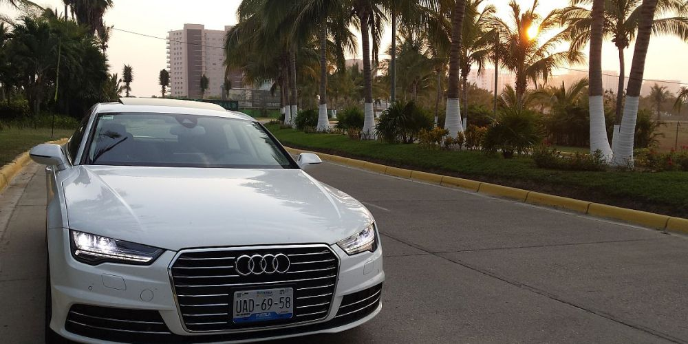 Audi A7 2.0 Turbo 2016: una flecha germana
