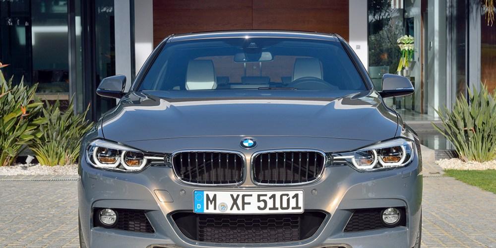 BMW Serie 3, menos maquillaje más eficiencia