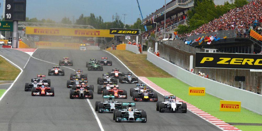 Primera carrera europea de la temporada de Fórmula 1