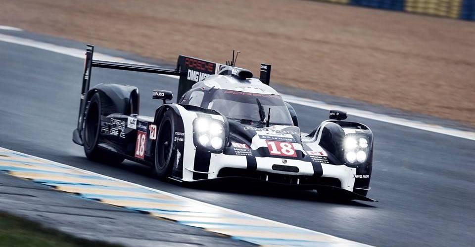 Porsche se lleva la pole para las 24 Hrs de Le Mans