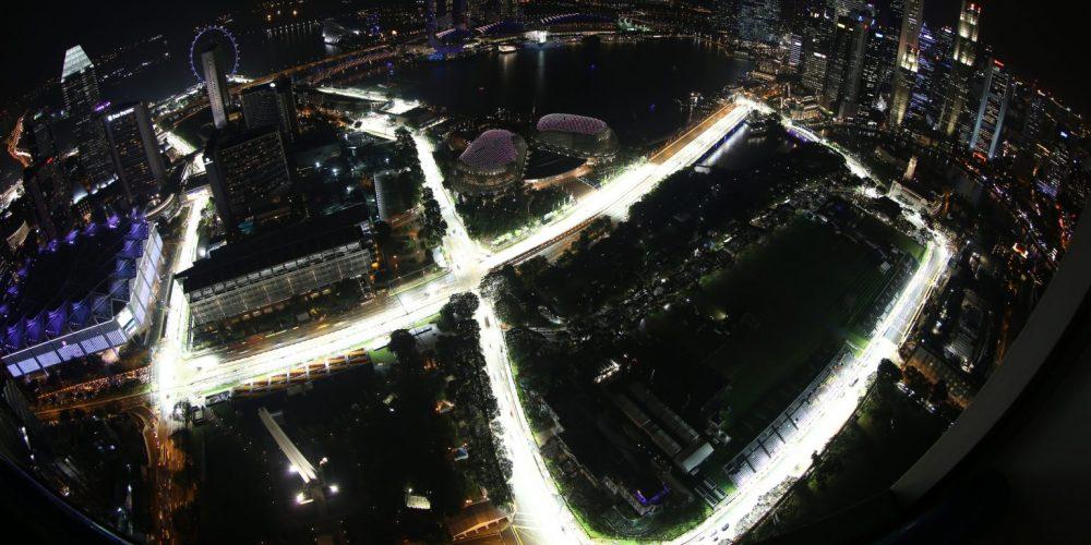 Gran Premio de Singapur, uno de los más complicados del calendario