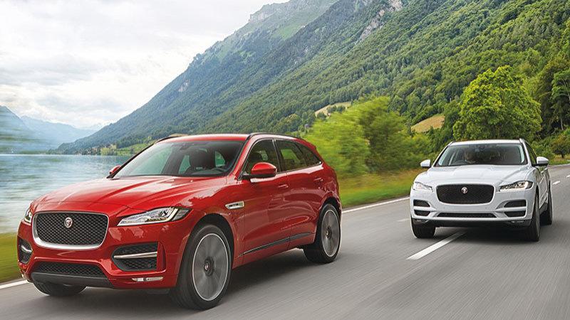 ¿Jaguar J-Pace? Sí, más grande, híbrido y a diésel