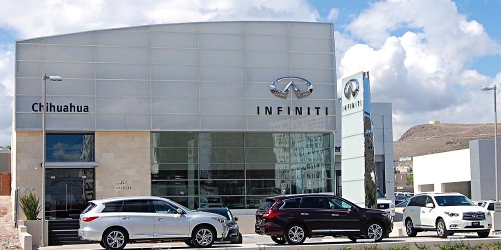 Infiniti establece nuevo centro de distribución en Chihuahua