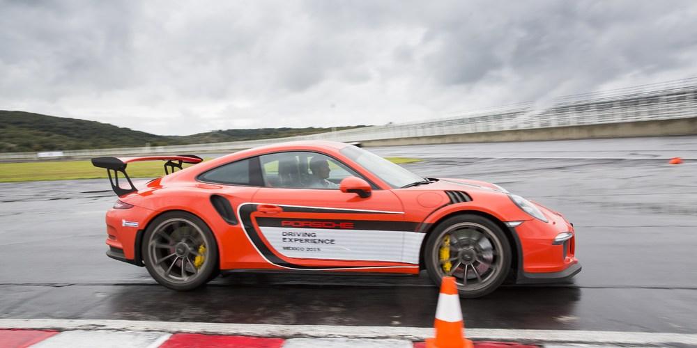 Porsche Sport Driving School México 2015