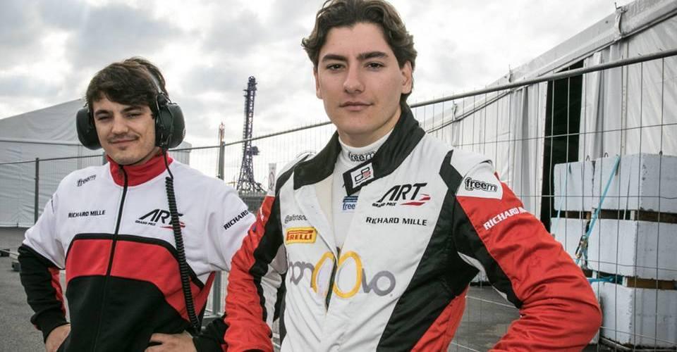 Otro mexicano en la Fórmula 1
