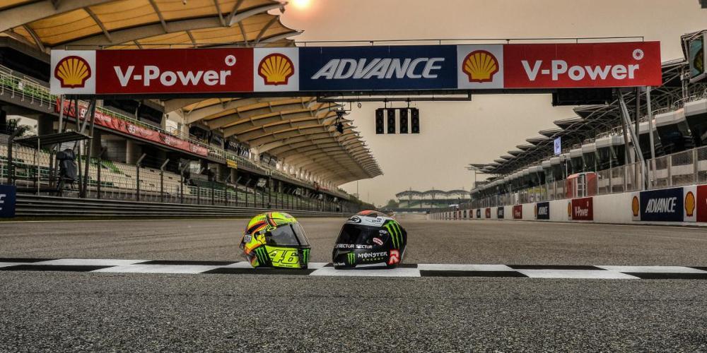 Rossi y Lorenzo por la batalla final