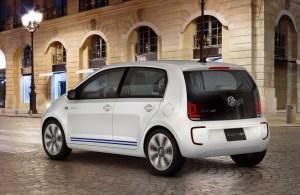 Die neue Volkswagen Studie twin up
