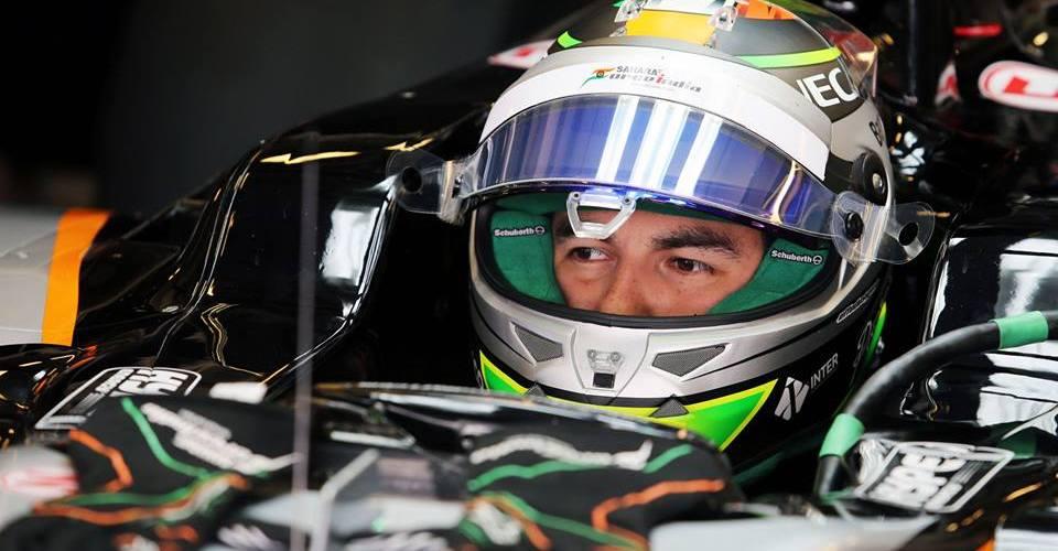 Checo Pérez anuncia alianza con TRG-Aston Martin Racing