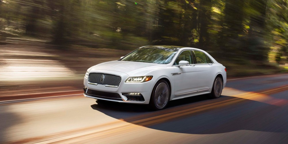 #LaDeHoy: Lincoln Continental 2017