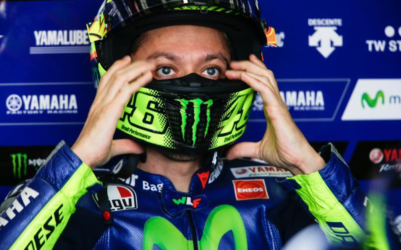 Rossi convencido de que puede correr dos años más