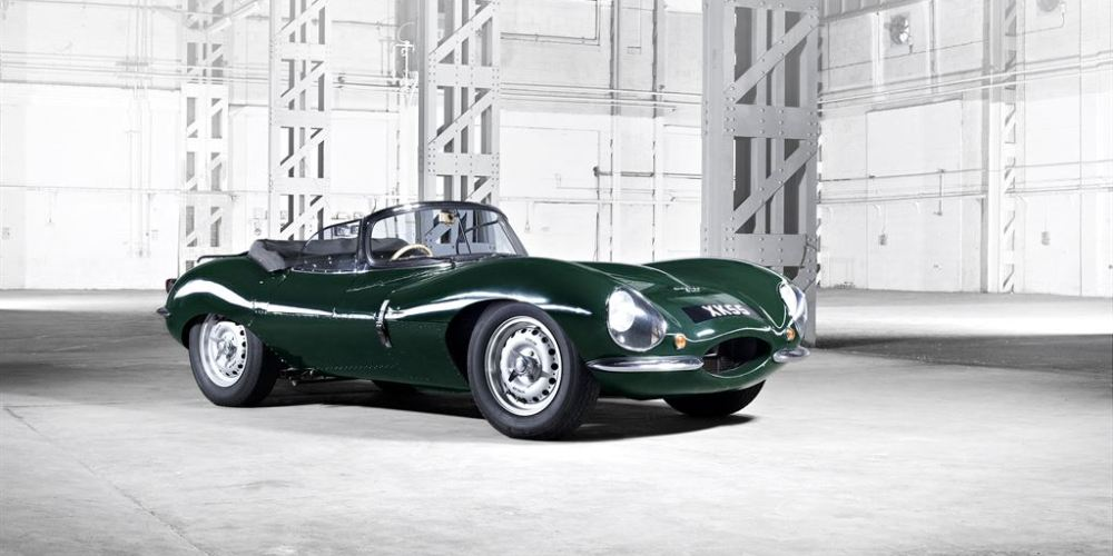 Medio siglo después regresa el Jaguar XKSS