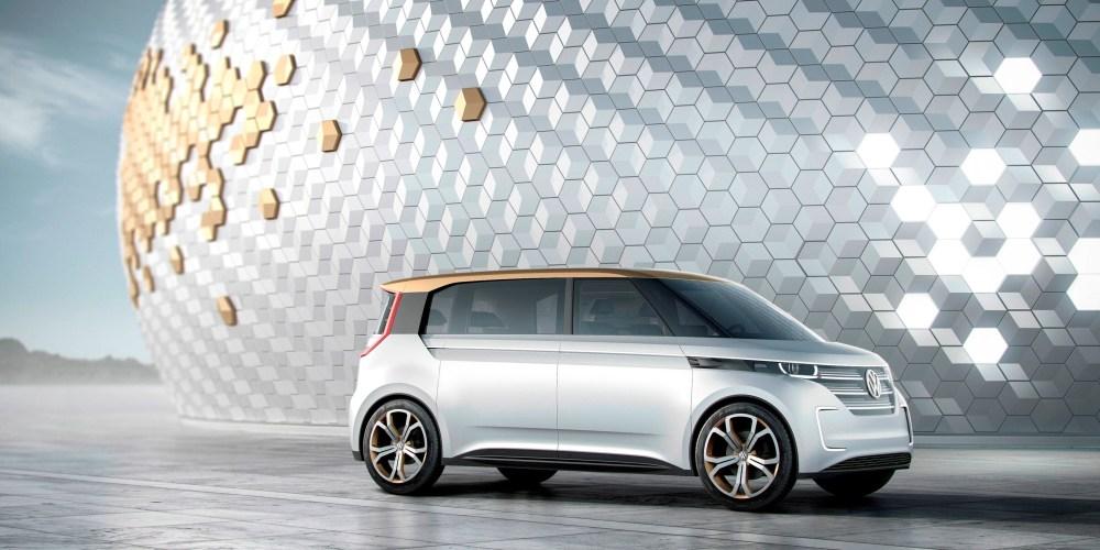 Volkswagen BUDD-e electrifica a la Gran Manzana