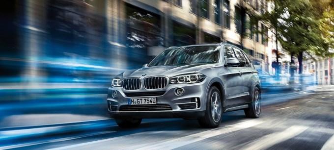 BMW X5 X-Drive e40