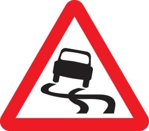 warning-sign-slippery-road