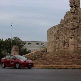 Test Drive Toyota Prius 4