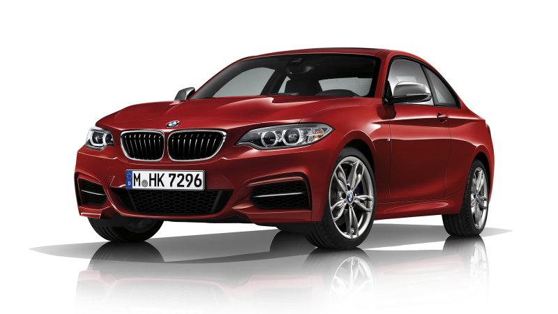 Renovación en BMW 230i y M240i