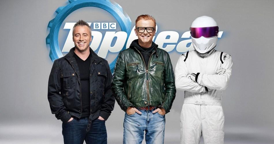¡Top Gear vuelve al aire!