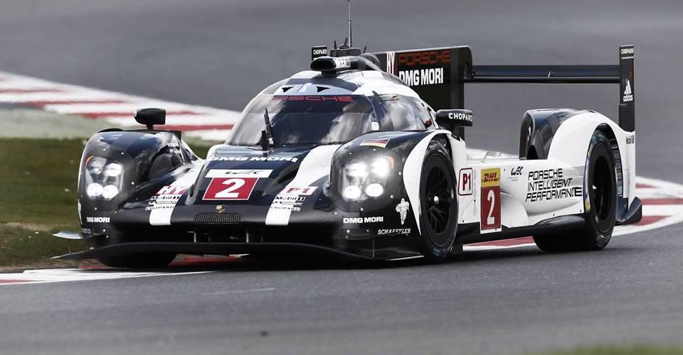 Porsche logra la pole provisional en Le Mans