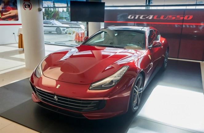 Ferrari GTC4 Lusso 5