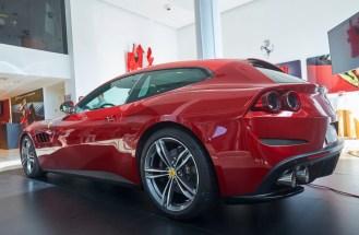 Ferrari GTC4 Lusso 7