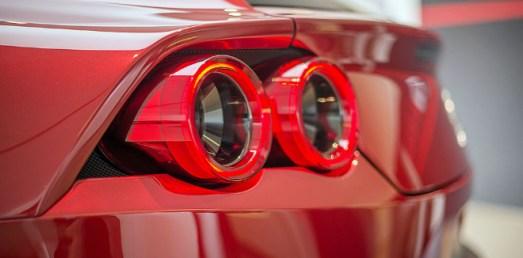 Ferrari GTC4 Lusso 11
