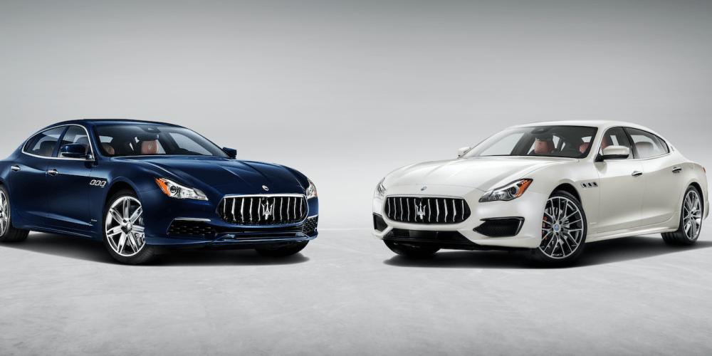 Maserati GranLusso y GrandSport