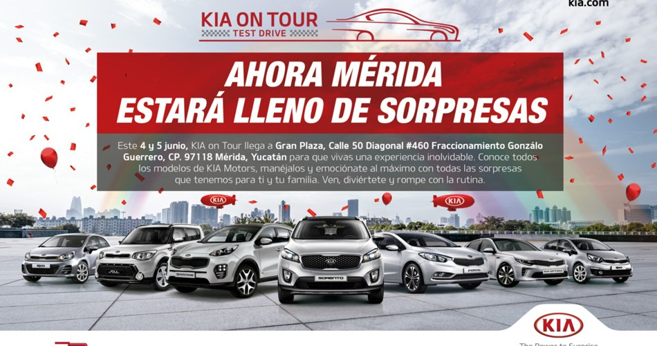 ¡Regresa KIA on Tour!