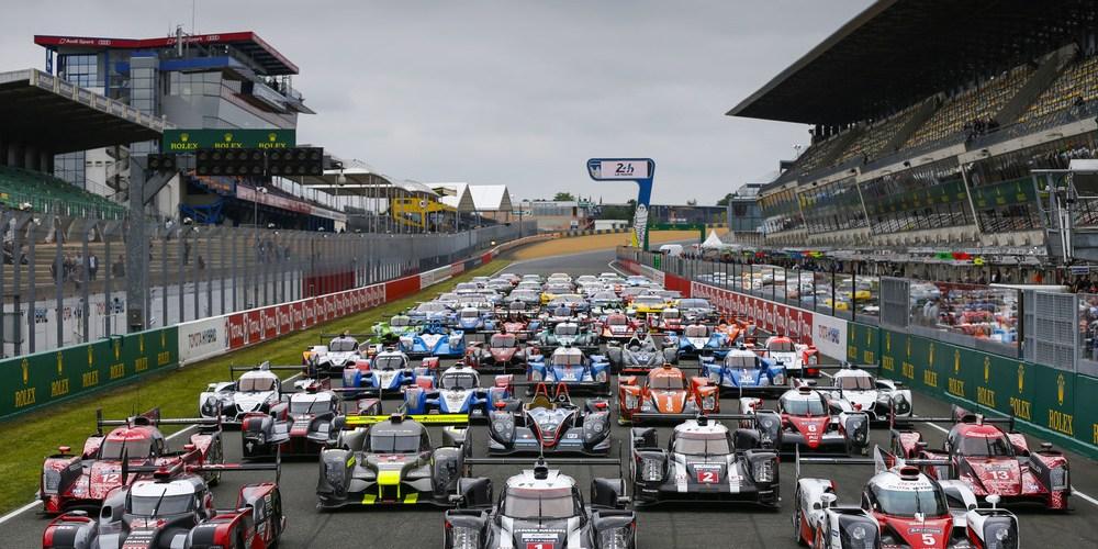 Porsche con todo para defender su triunfo en Le Mans