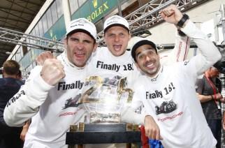 18 para Porsche en las 24 Horas de Le Mans