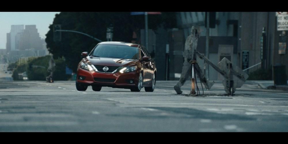El renovado Nissan Altima 2017: ¡seguridad a toda prueba!