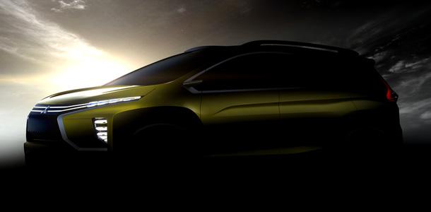 Mitsubishi Motors debutará un Crossover/MPV Concept Car
