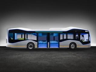 Mercedes-Benz Bus autónomo 2