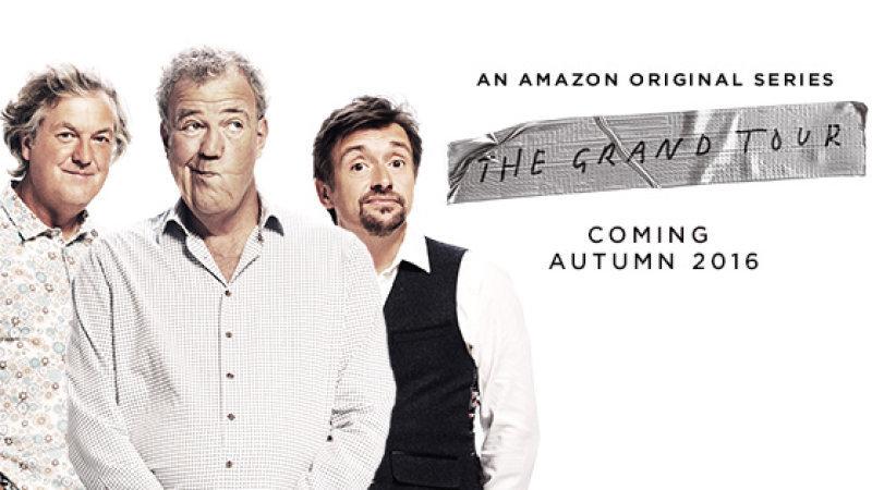 ¿Quieres boletos para The Grand Tour? Amazon los entrega…